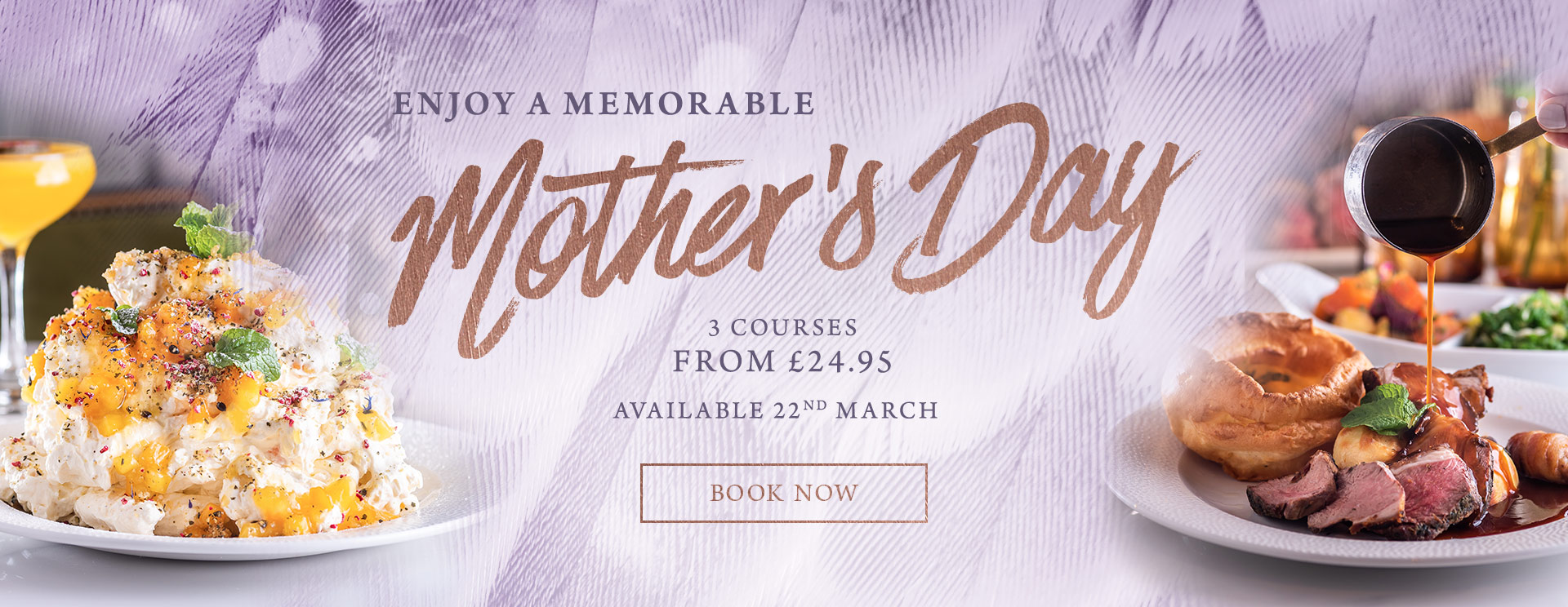 Mother's Day 2019 at The Bathampton Mill