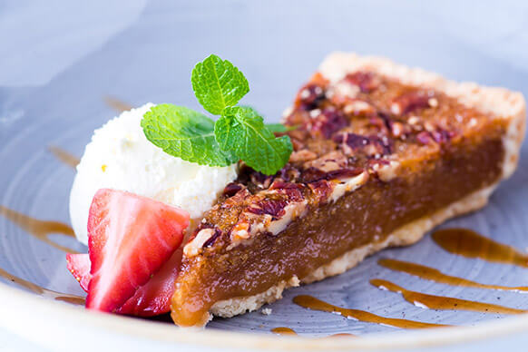 Desserts at The Bathampton Mill this Father's Day
