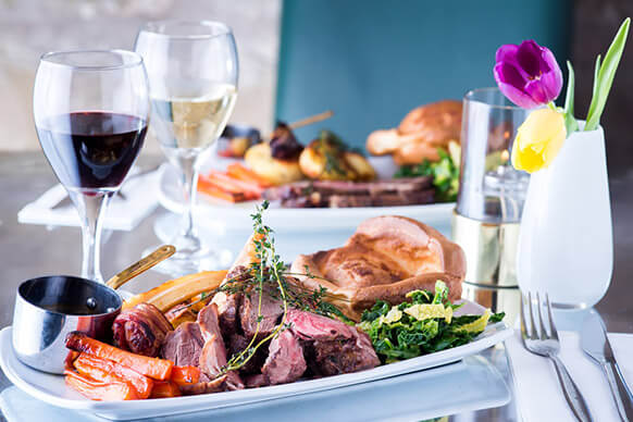 Mains at The Bathampton Mill this Father's Day
